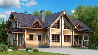Проект дома №7723 Терем-7