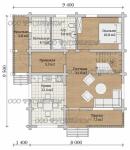 Проект дома 7778