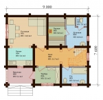 Проект дома 7854