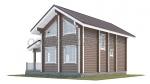 Проект дома 7712