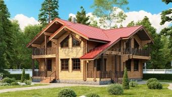Проект дома №1054