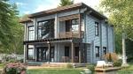 Проект дома 7840
