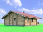 Проект дома №1158