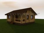 Проект дома №1223