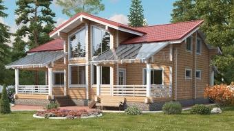 Проект дома №4218