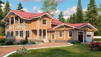 Проект дома №4515