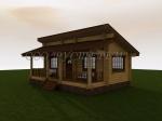 Проект дома №1215