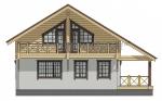 Дом комбинированный 005
