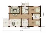 Проект дома Надежда-9