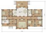 Проект дома 7852