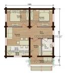 Проект дома №1214