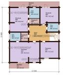 Дом комбинированный 002