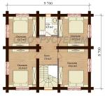 Проект дома 7770