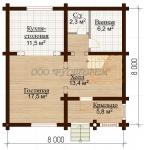 Проект дома №1024