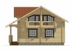 Проект дома №12020