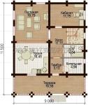 Проект дома №712