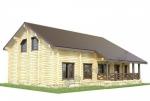 Проект дома №242