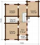 Проект дома №1121