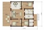 Проект дома 7848
