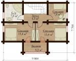 Проект дома №1408