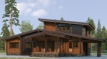 Проект дома № 1490