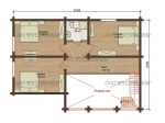 Проект дома №1213