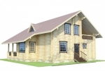 Проект дома №1020