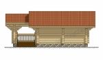 Проект бани №139