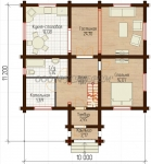 Проект дома №7890