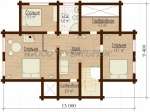 Проект дома №7835