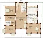 Проект дома №7810
