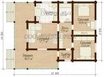 Проект дома №7576