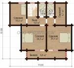 Проект дома №7809
