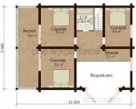 Проект дома №7850