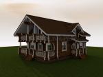 Проект дома №7527