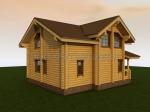 Проект дома №4516