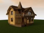 Проект дома №1216