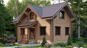 Проект дома №575