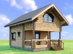 Проект дома №585