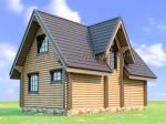 Проект дома №587