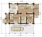 Проект дома №1190