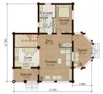 Проект дома №7816