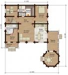 Проект дома 7862