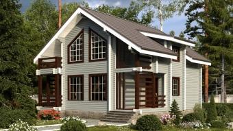Проект дома 7836