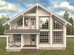 Проект дома 7856