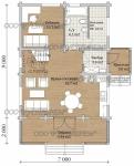Проект дома 7714