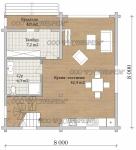 Проект дома 7715