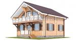 Проект дома 7718