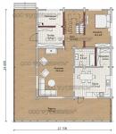 Проект дома 7725