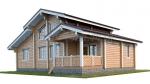 Проект дома № 7727